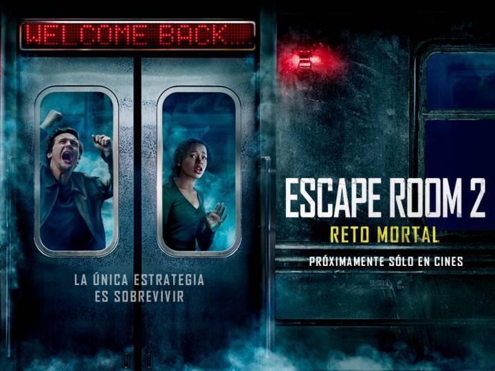Escape Room 2 : Reto Mortal