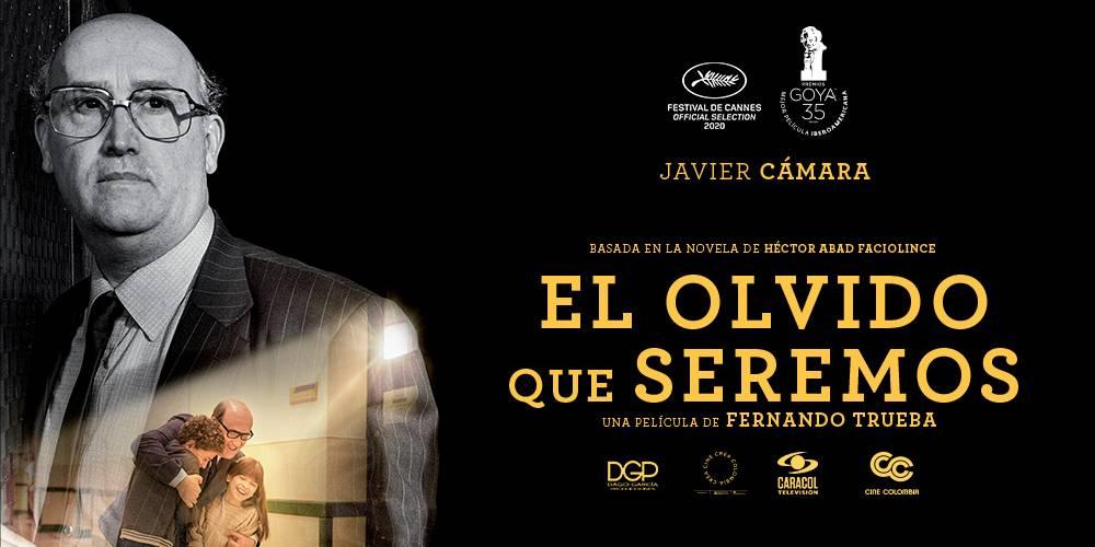 Cine Colombia - Bogotá - Películas - El Olvido que Seremos